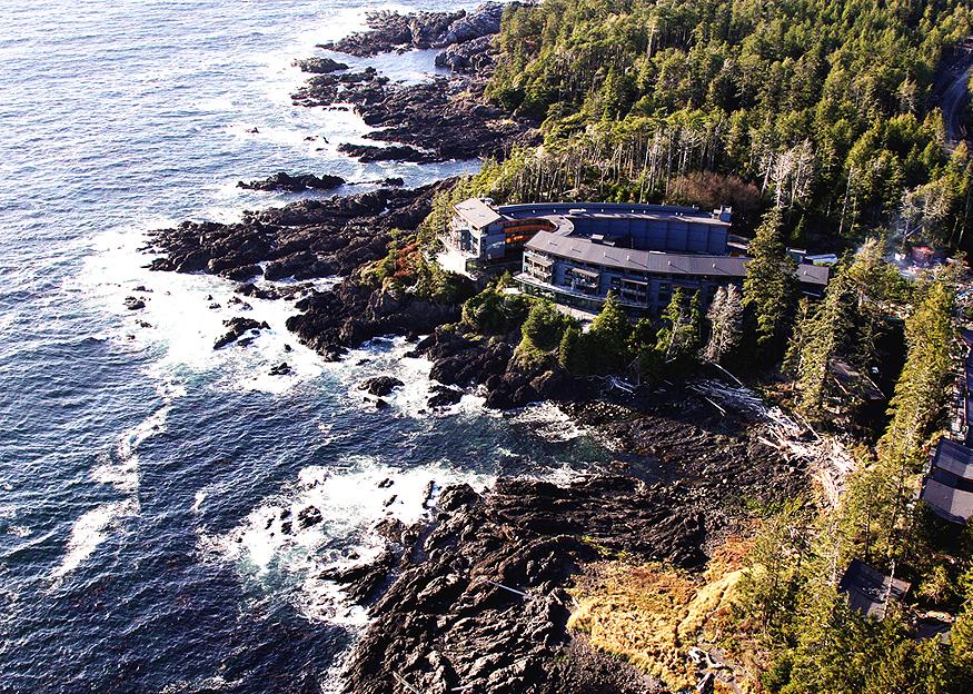 Ocean View Resort Vancouver Island