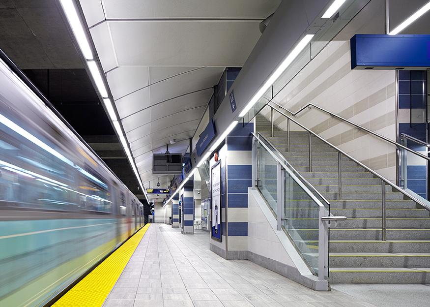 Canada Line Stations 187 Via Architecture